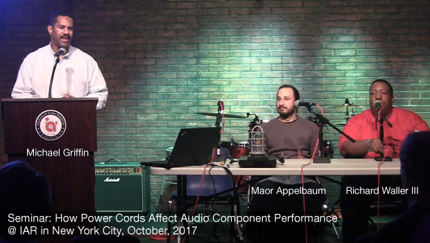 AES-NYC Seminar At IAR - Essential Sound Products