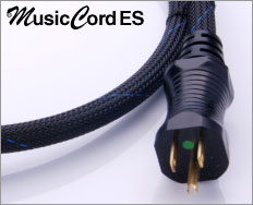 MusicCord ES Audiophile Power Cord
