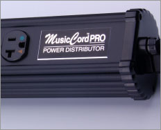 MusicCord-PRO ES Power Distributor