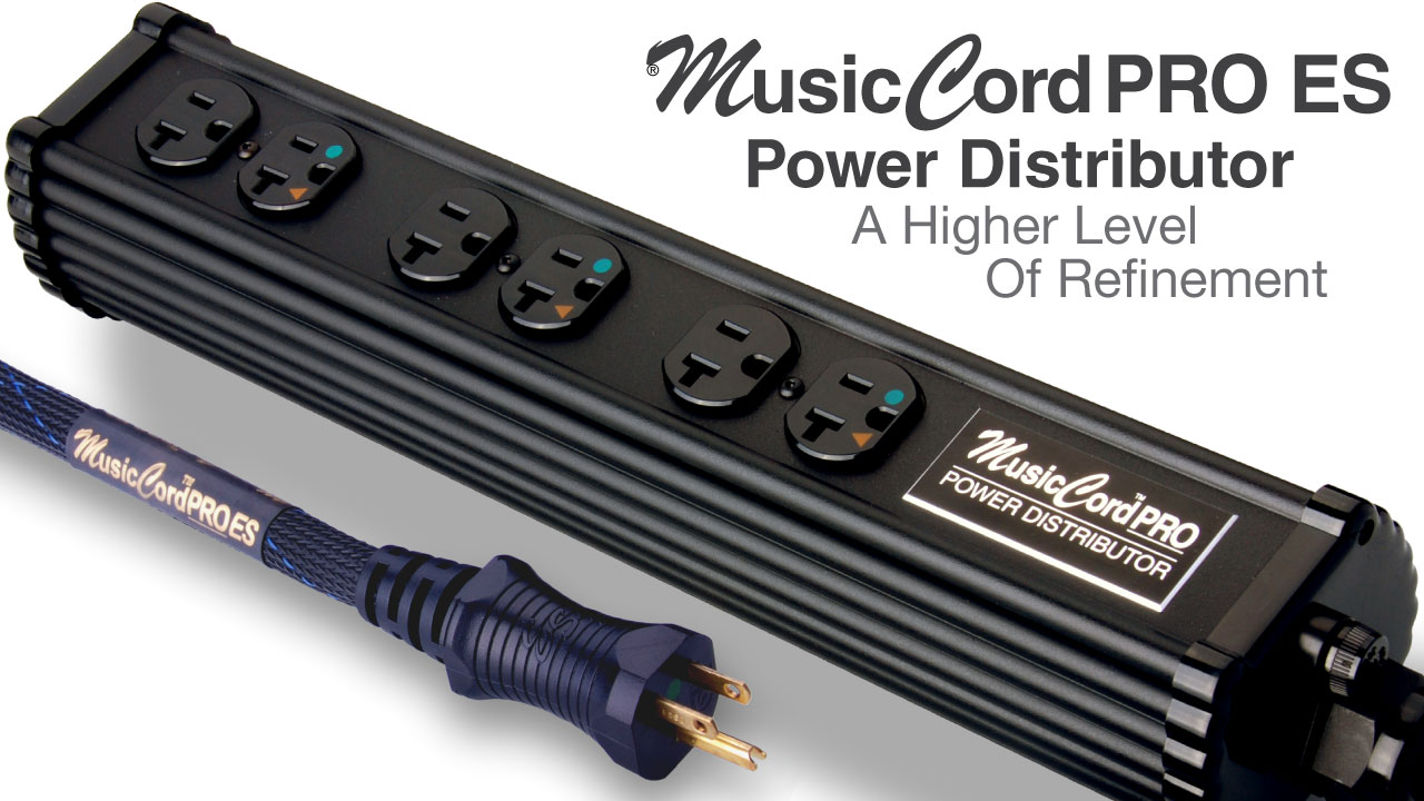 MusicCord-PRO ES Power Distributor | Essential Sound Products