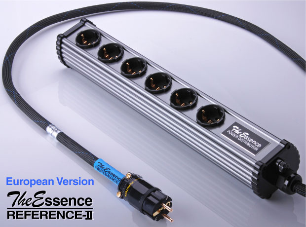 The Essence Reference-II Power Distributor European Version | Essential sound Products
