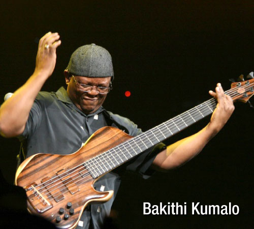 Paul Simon bassist Bakithi Kumalo endorses MusicCord power cords - Essential Sound Products