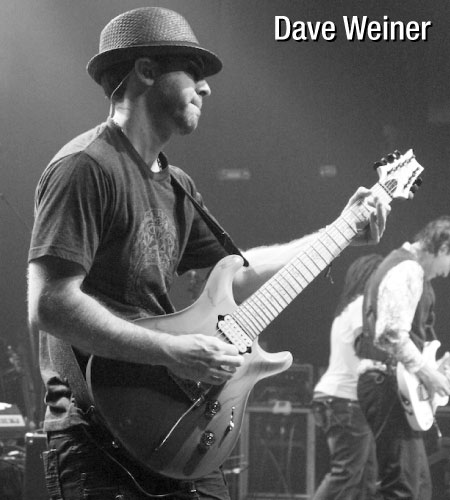 Guitarist Dave Weiner endorses MusicCord power cords comments in the studio or stage opens the full frequency spectrum - Essential Sound Produts