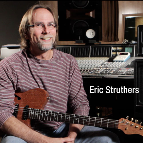Guitarist Eric Struthers endorses MusicCord power cords - Essential Sound Products
