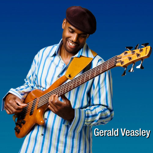 Bassist Gerald Veasley comments MusicCord power cords produce a clear, full tone that's true to the sound of his instrument - Essential Sound Products.
