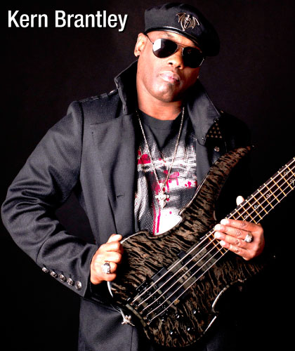 Bassist Kern Brantley endorses MusicCord-PRO power cords saying MusicCord-PRO is Amazing - Essential Sound Products