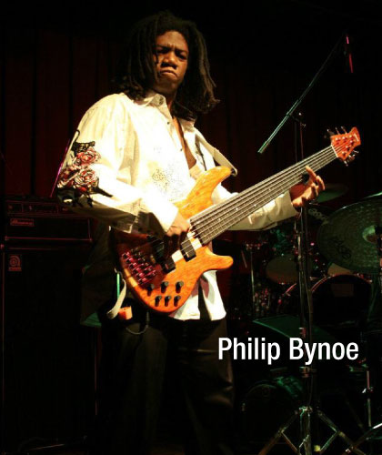 Bassist Philip Bynoe endorses MusicCord power cords - Essential Sound Products