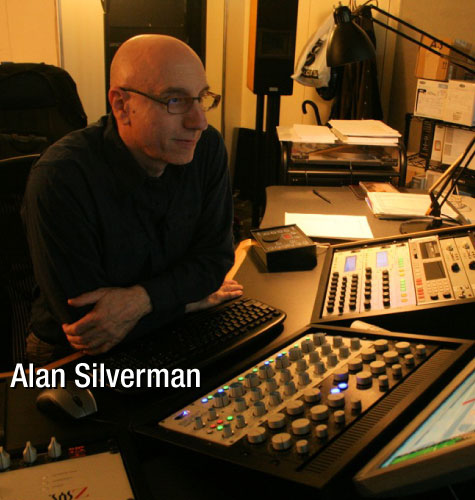 Mastering Engineer Alan Silverman Endorses MusicCord Power Cords - Essential Sound Products