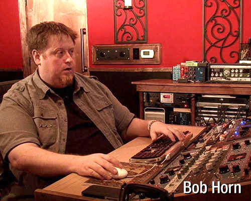 Grammy Winning Recording Engineer Bob Horn Endorses MusicCord Power Cords - Essential Sound Products