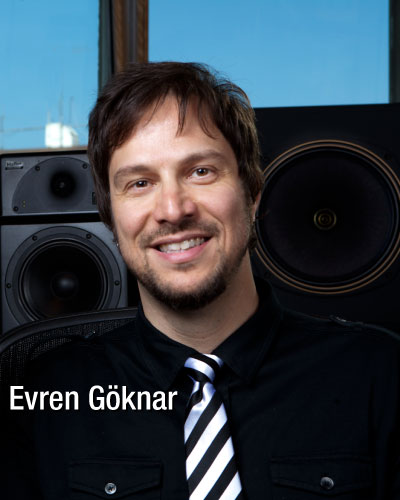 Mastering Engineer Evren Goknar Endorses MusicCord Power Cords - Essential Sound Products