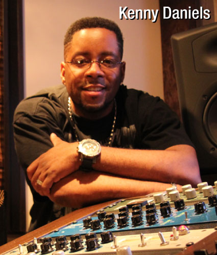 Mastering Engineer Kenny Daniels Endorses MusicCord Power Cords - Essential Sound Products