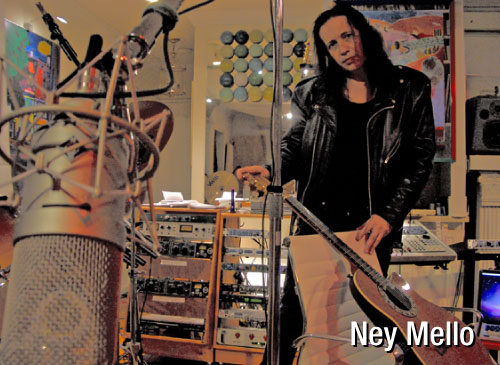 Artist and Recording Engineer Ney Mello Endorses MusicCord Power Cords - Essential Sound Products
