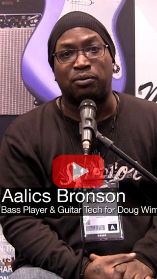 Aalics Bronson MusicCord Power Cord Video - Essential Sound Products