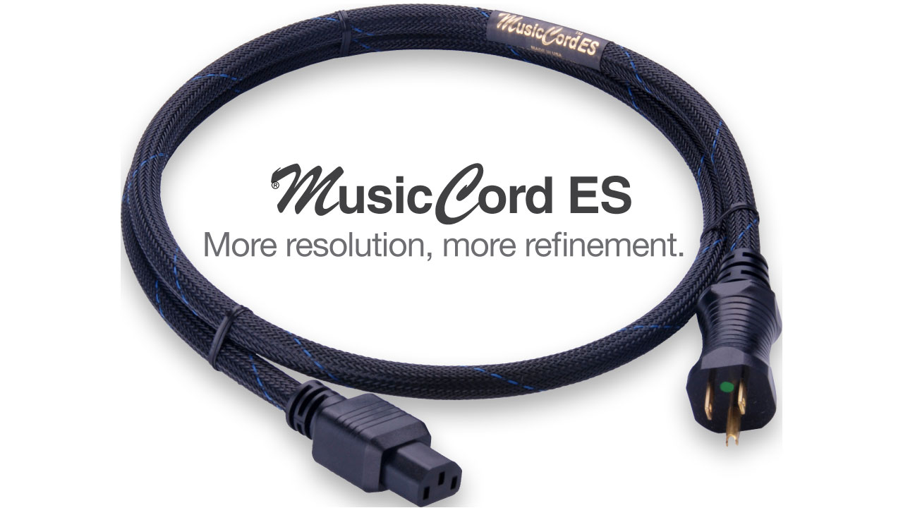 MusicCord ES Power Cord | Essential Sound Products