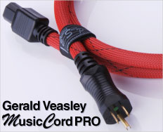 Gerald Veasley Signature MusicCord-PRO Audio Power Cord - Essential Sound Products