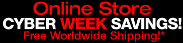 CYBER WEEK SAVINGS! - Free Shipping Worldwide - Essential Sound Products Online Store