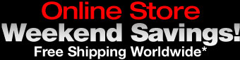 Weekend Savings - Free Shipping Worldwide - Essential Sound Products Online Store